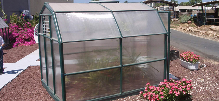 Greenhouse Twinwall Sheets