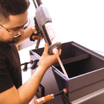 plastic machining & fabrication services