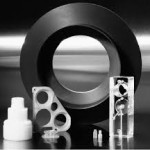 circular precision machined components