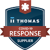 Thomas COVID Supplier Badge